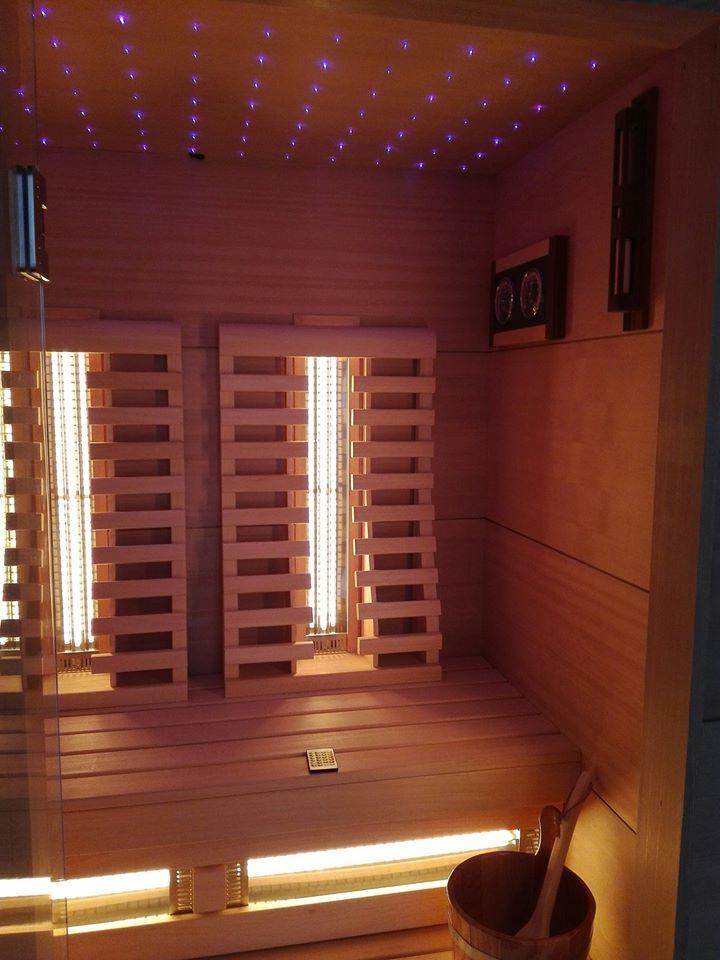 Inbouw Sauna Op Maat Sauna Nederland