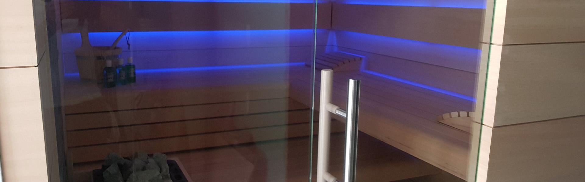 Sauna - infraroodcabine